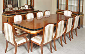 luxury empire dining room furniture collection
