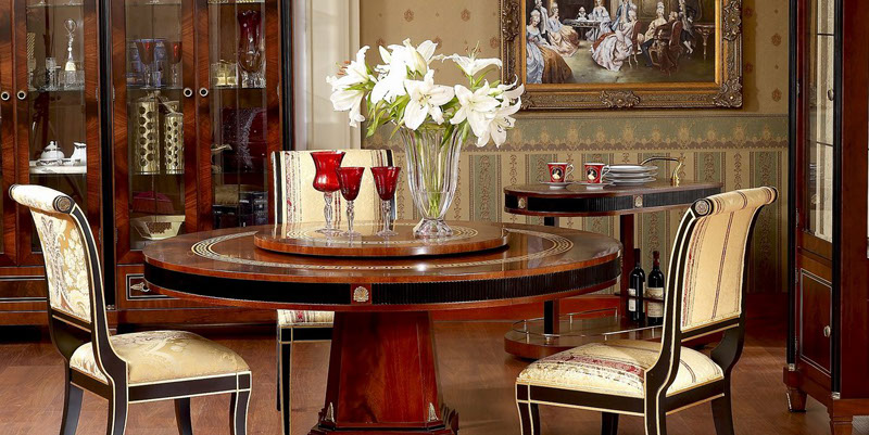 Classic Italian European Furniture