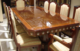 Italian Style Dining Room Furniture | Migrant Resource Network